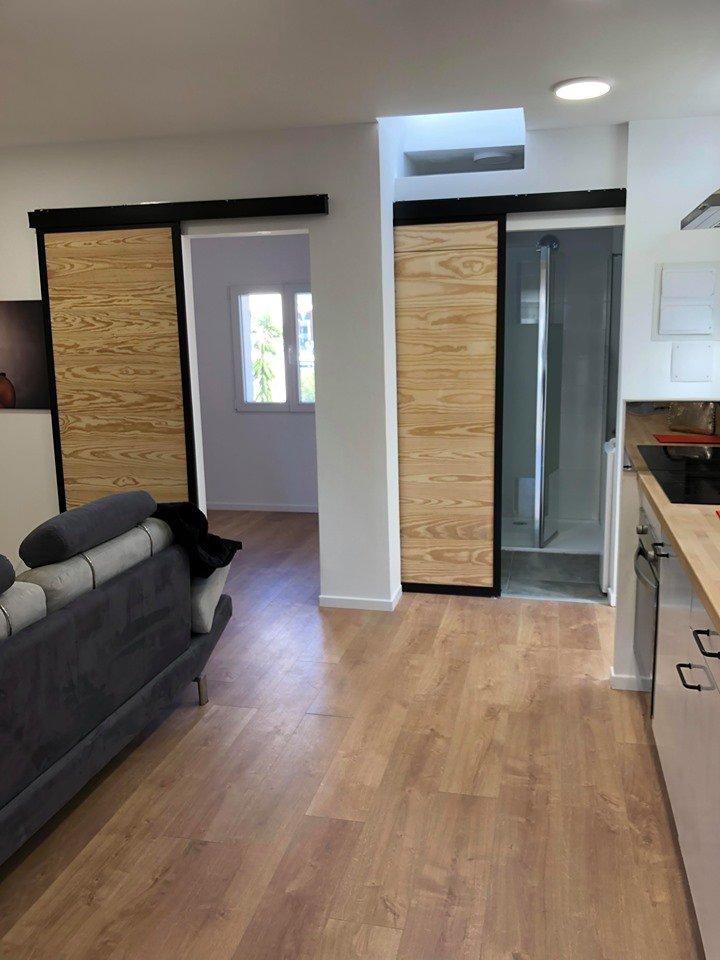 Appartement de Type 2 faux T3 de 47m²