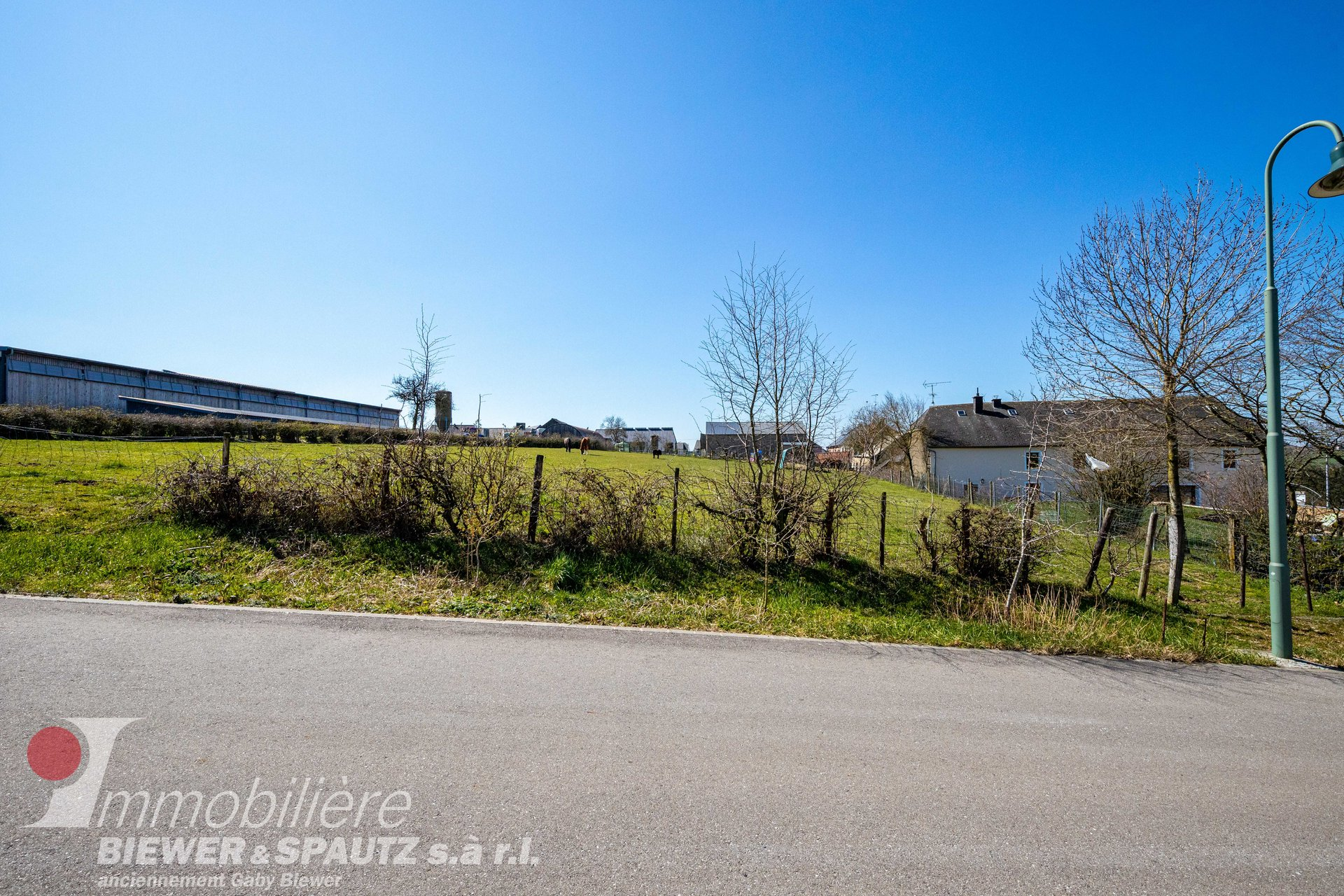 SOLD - Building land in Holtz