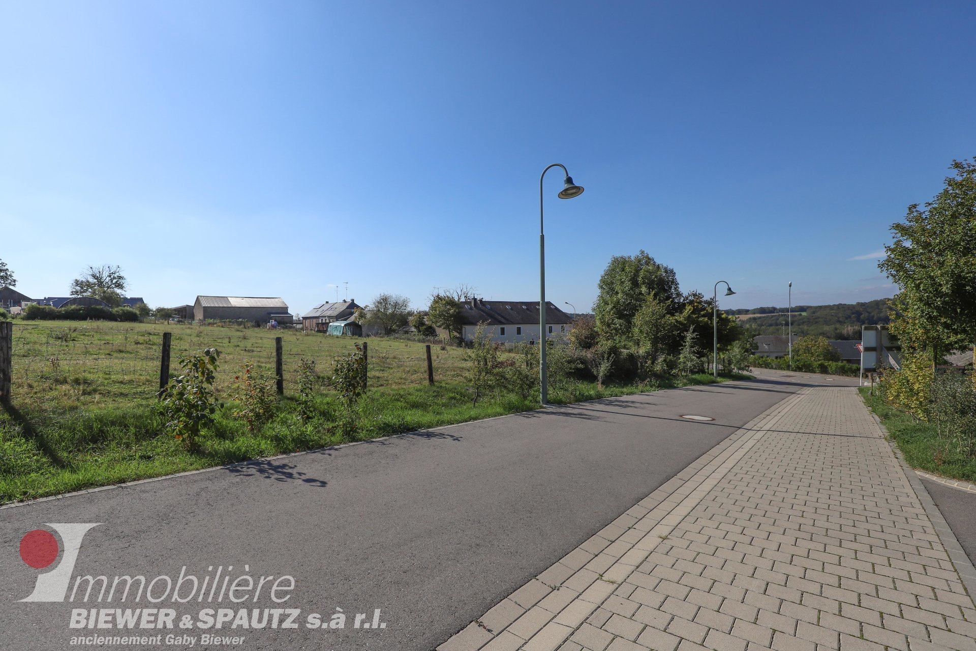 RESERVED - Building land in Holtz