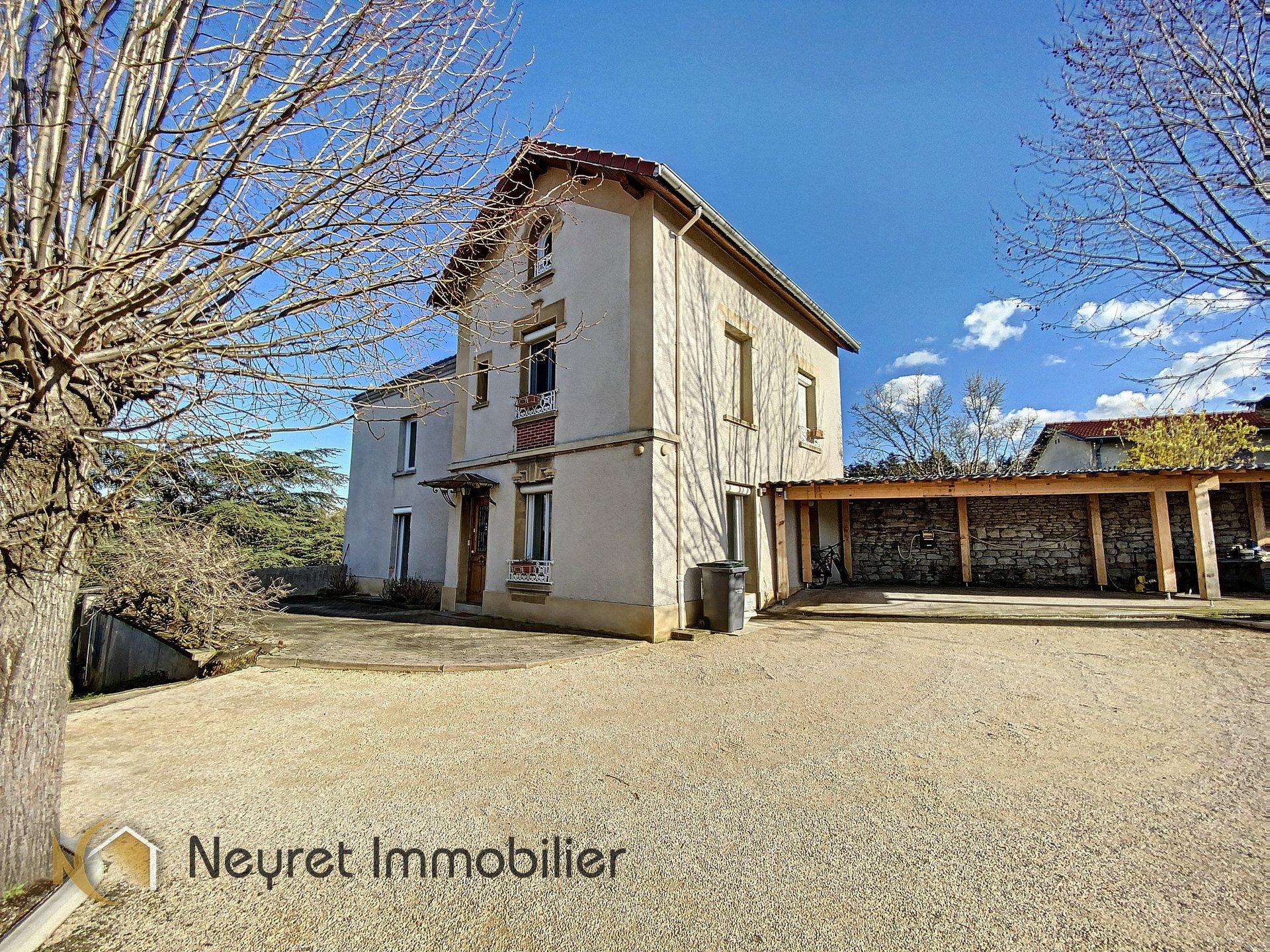Maison hauteur de Rive de Gier 130 m²
