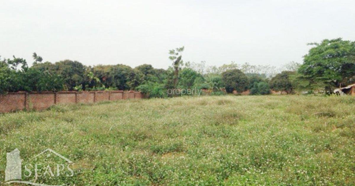 西港50公顷土地出售(Steung Hav区域)