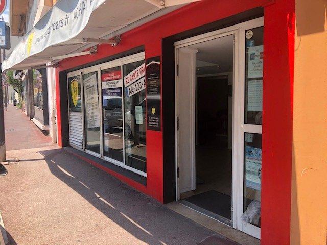 EXCLUSIVITE- DROIT AU BAIL- Centre Carnolès-
