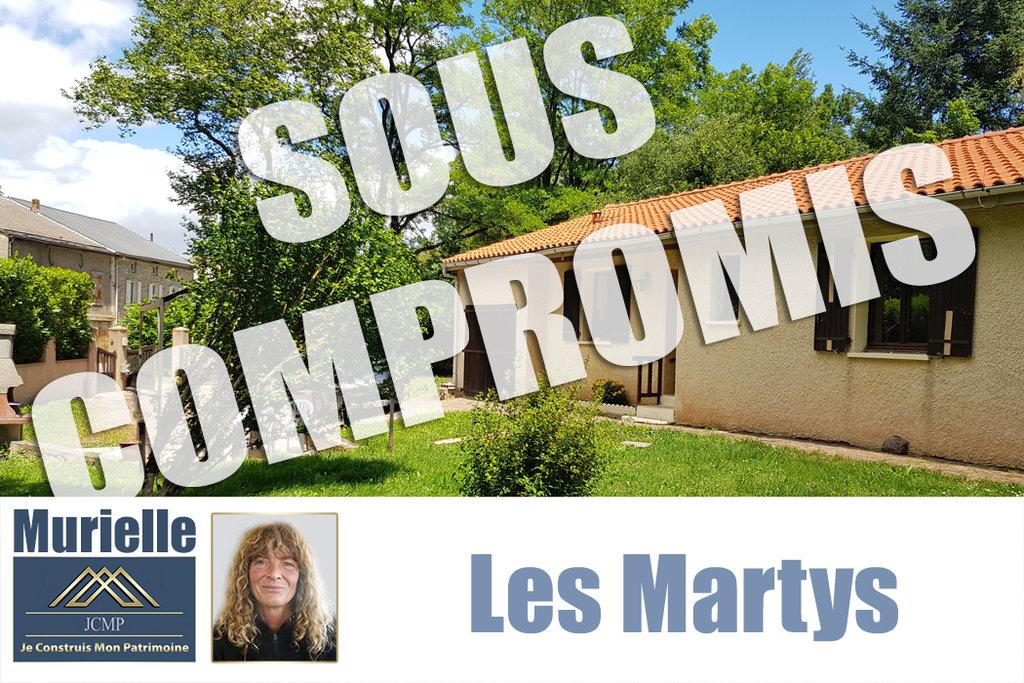 Vente Villa - Les Martys