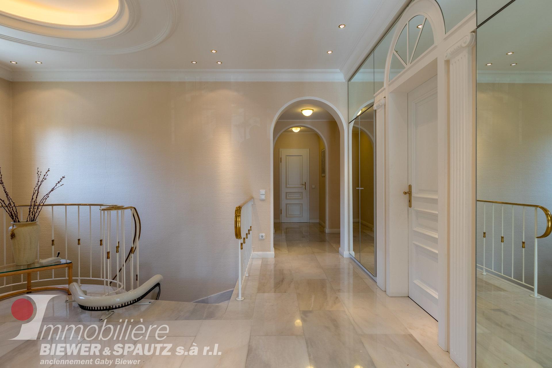 A VENDRE - belle maison d'architecte à Echternach