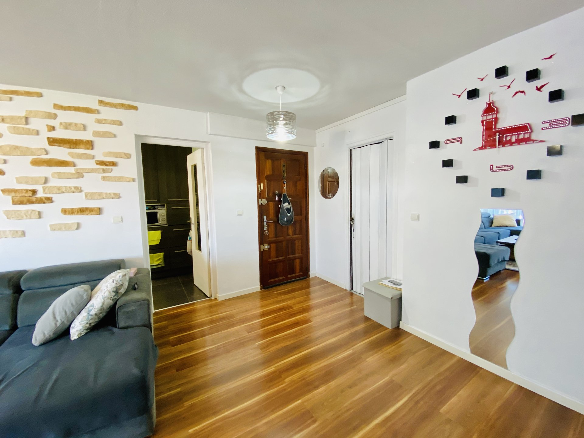 Bel Appartement T4 entièrement rénové