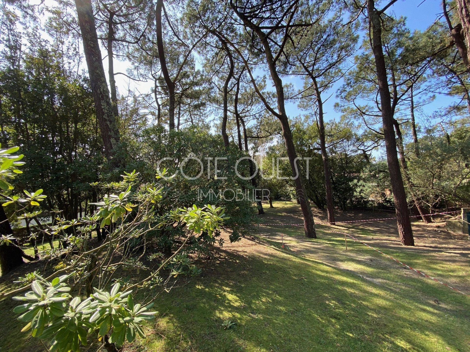 AN 860 SQM PLOT IN ANGLET CHIBERTA