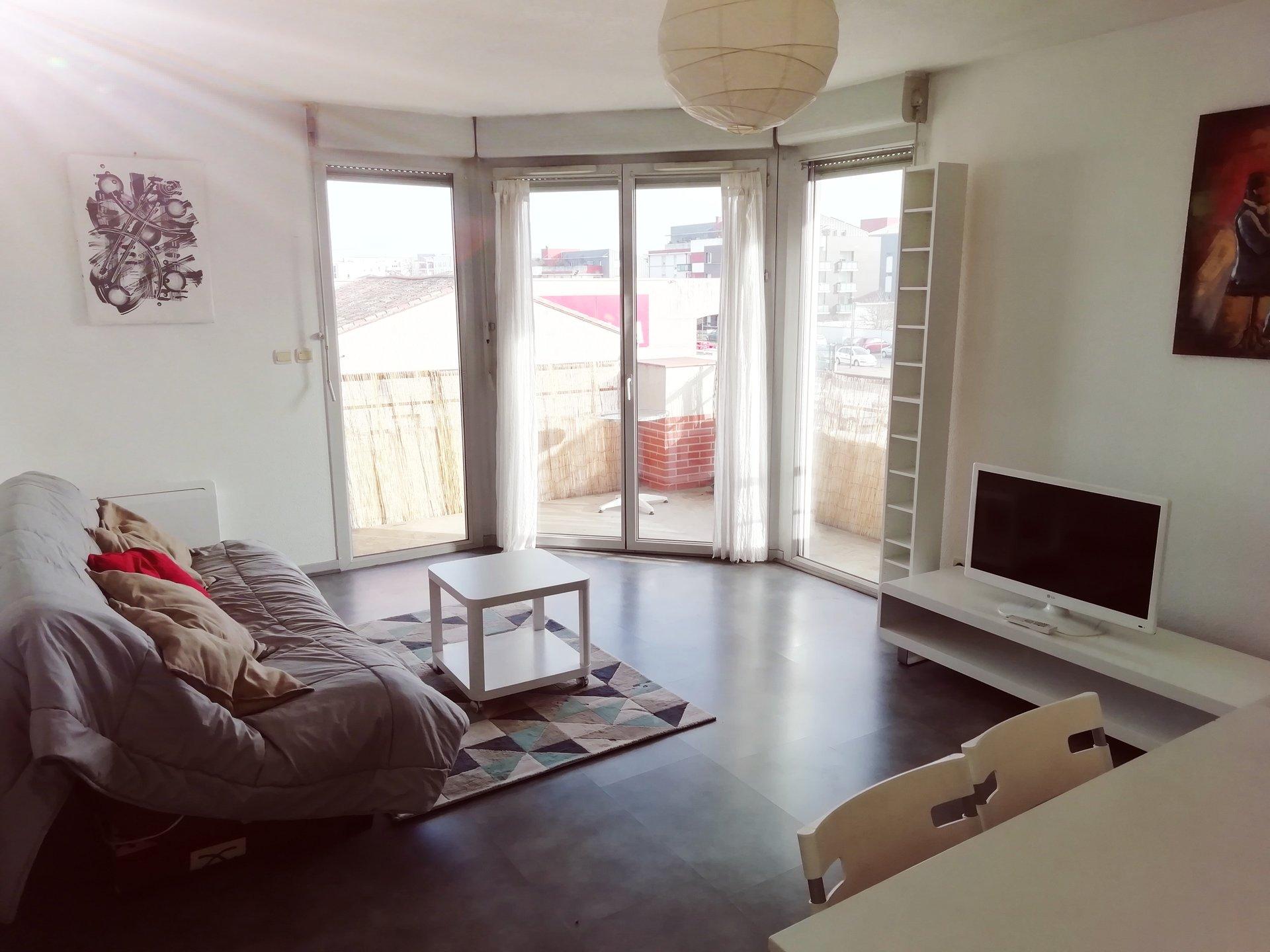 T3 meublé 64m²