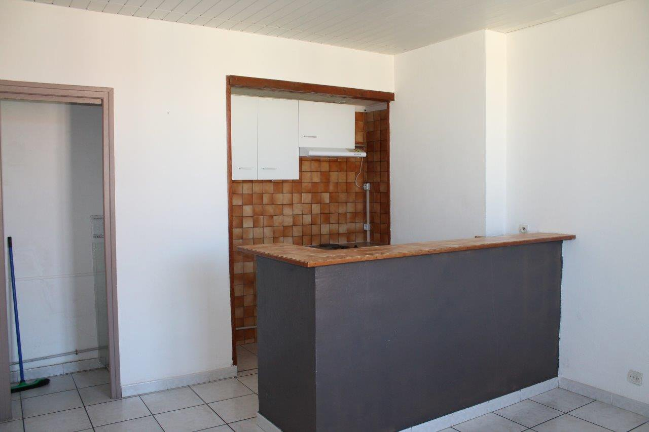 Appartement  F2 de 38,59 m²