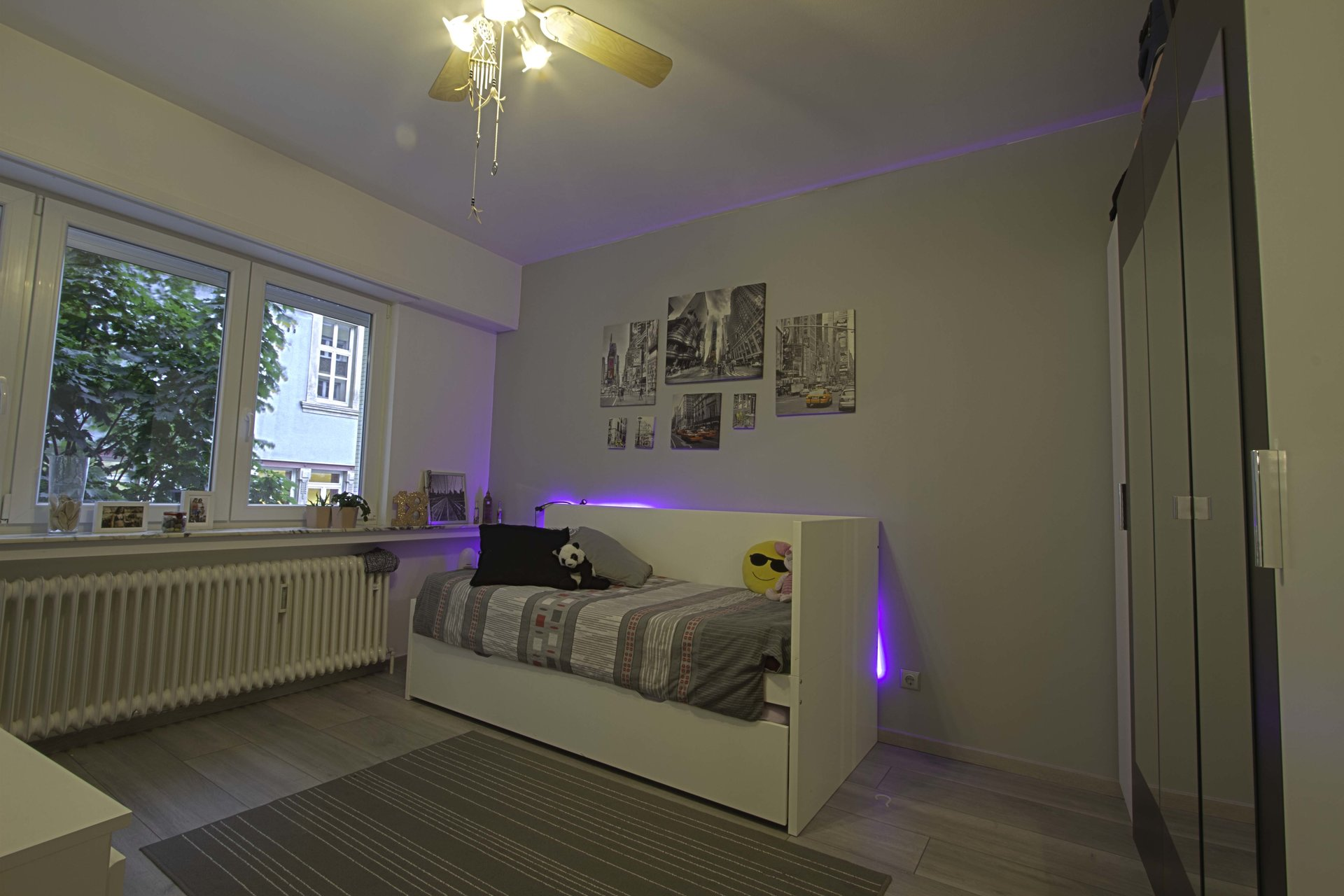 Appartement - 92 m2 - 3 chambres