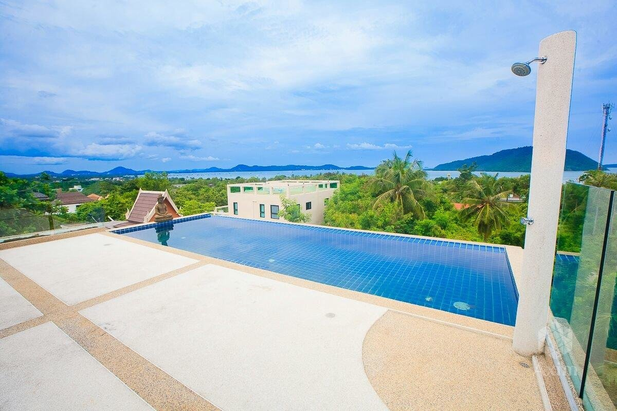 VILLA SEA VIEW RAWAI