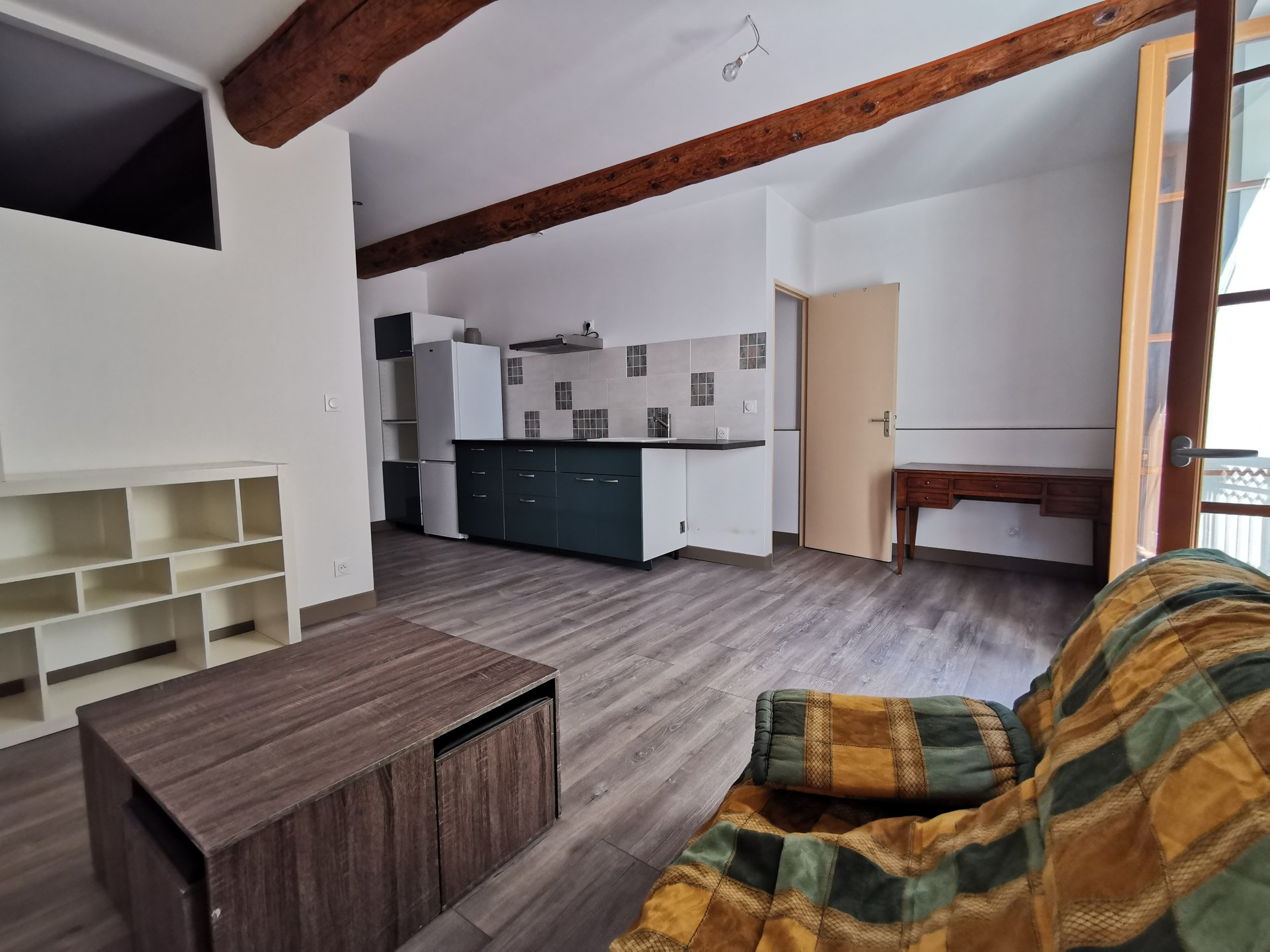 T2 rénové et meublé