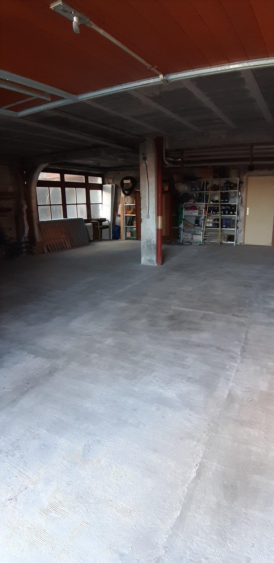 Vente Garage Peira Cava
