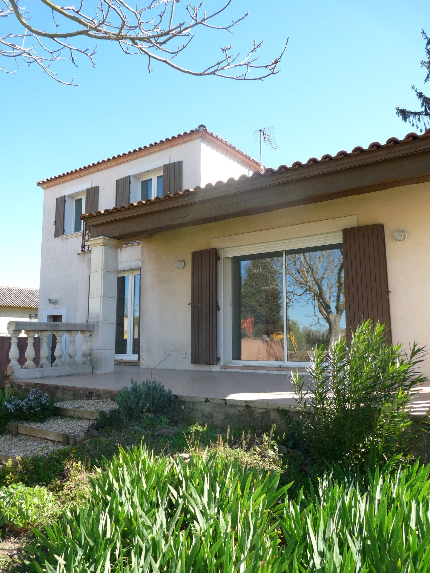 Vente Villa - Montfrin