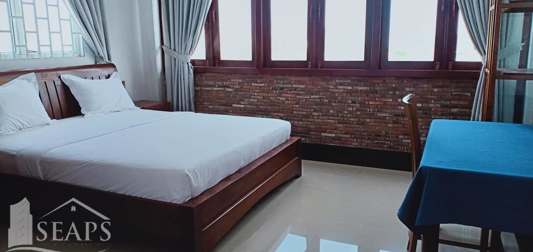 RENTAL PENTHOUSE APARTMENT IN TONLE BASSAC