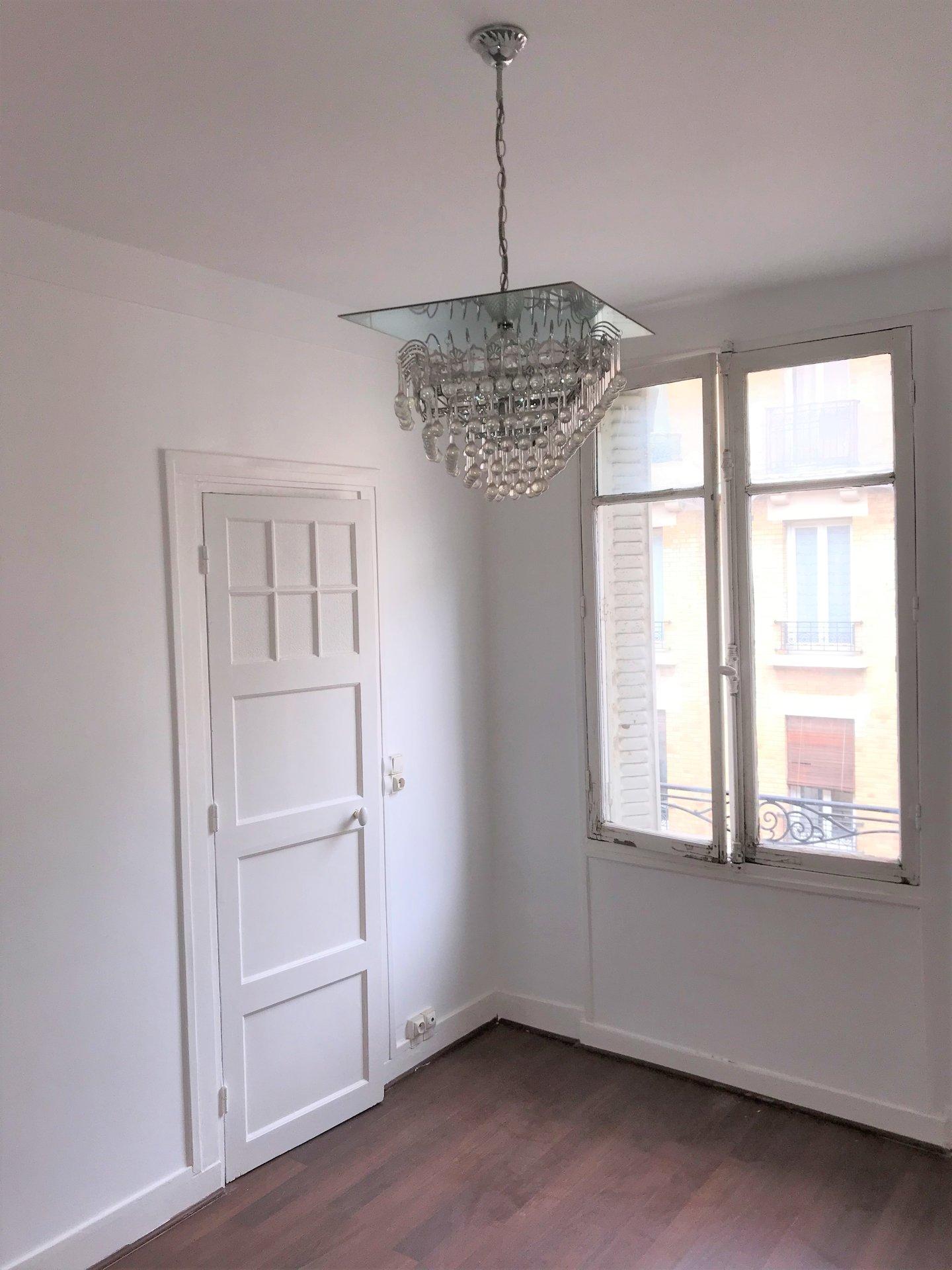F2 de 23.10 m² / Rue Henri Poincaré à Clichy
