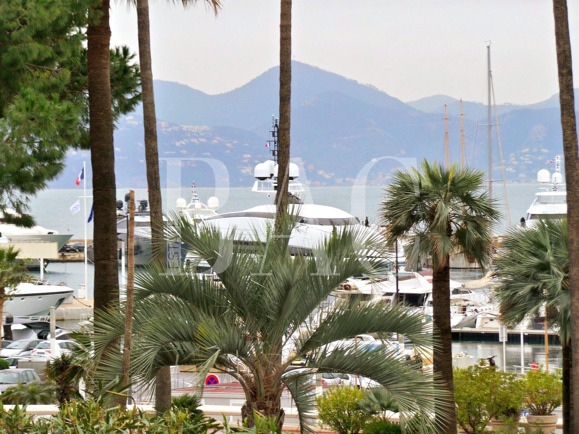 Cannes, Pointe Croisette
