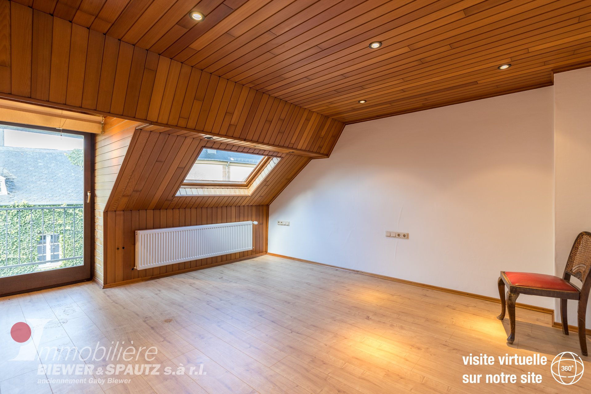 FOR RENT - Semi-detached house / old farm with 8 bedrooms in Berdorf