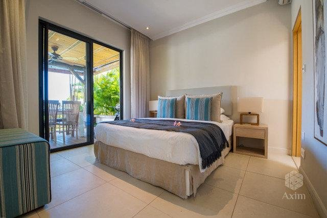 TAMARIN (mauritius island) - Modern 2 bedroom apartment with boat place