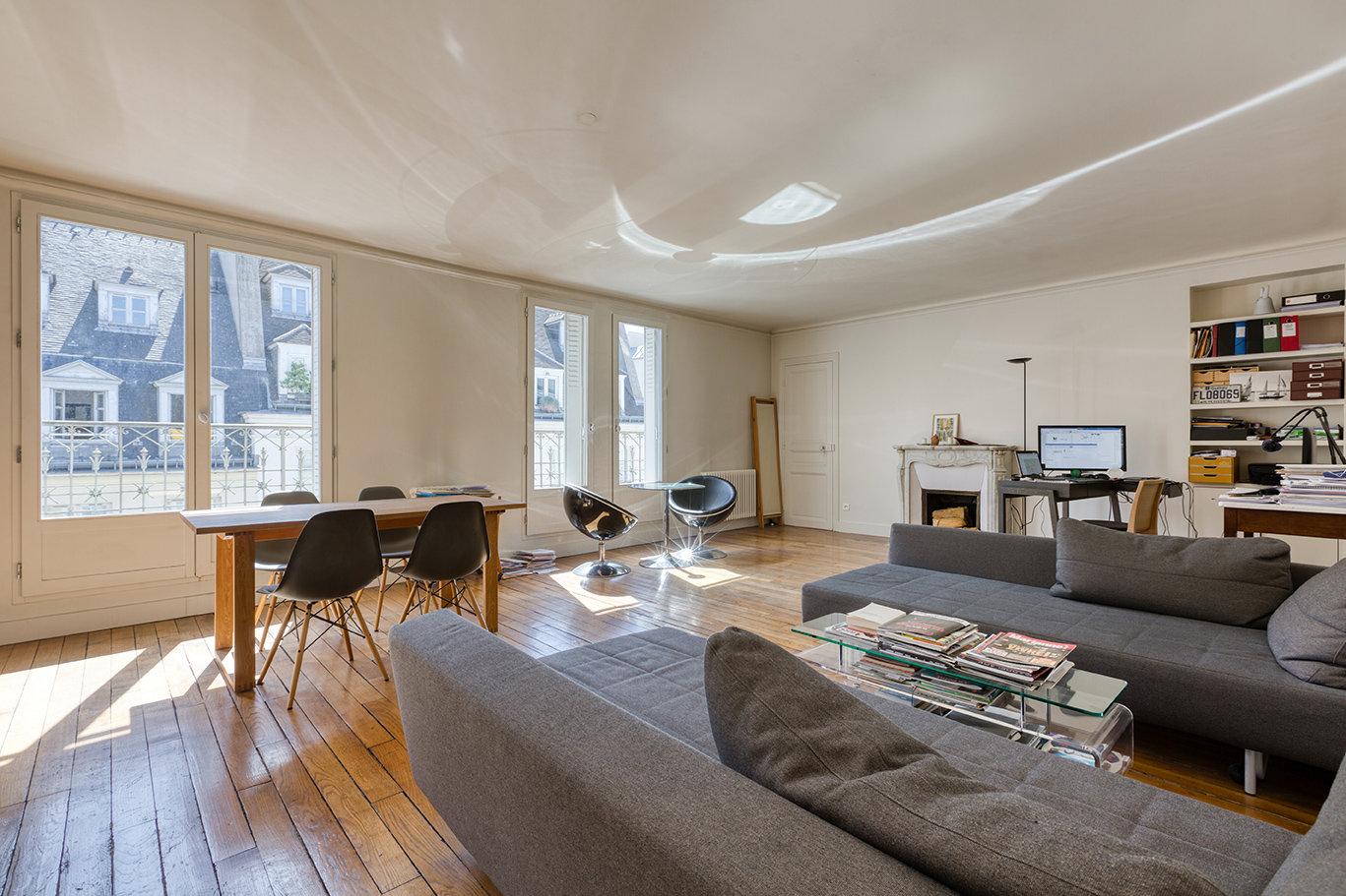 VENDU.....Appartement - Rue Saint Martin, 75003