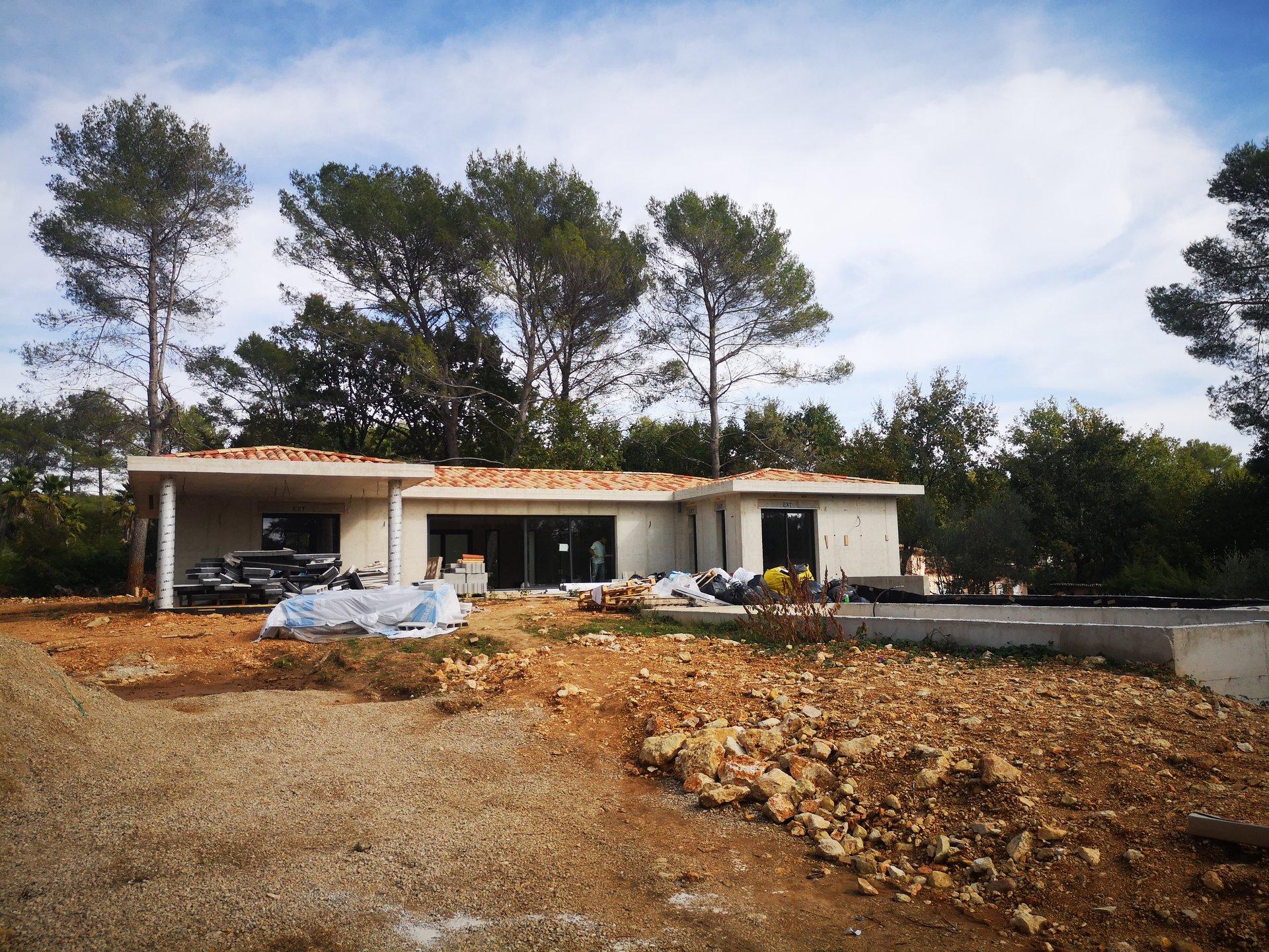 vente maison moderne à ROQUEFORT, livraison 2021