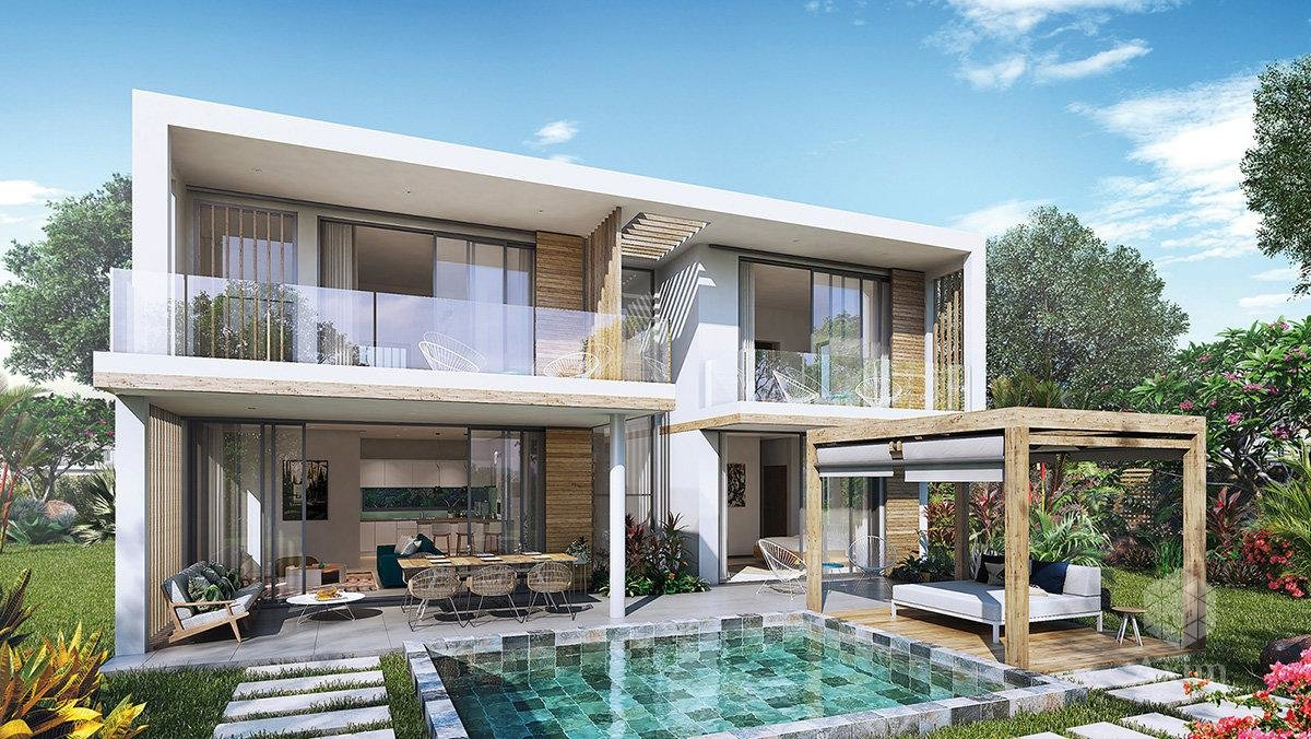 TAMARIN (mauritius island) - New high-end modern villa