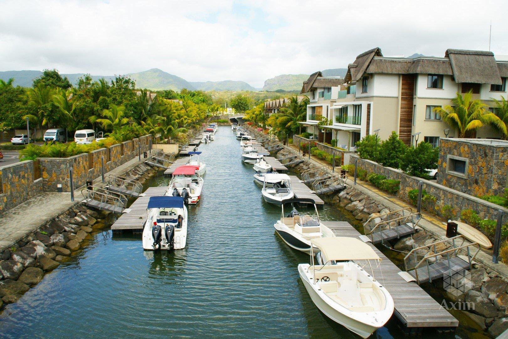 TAMARIN (mauritius island) - Modern apartment with boat location