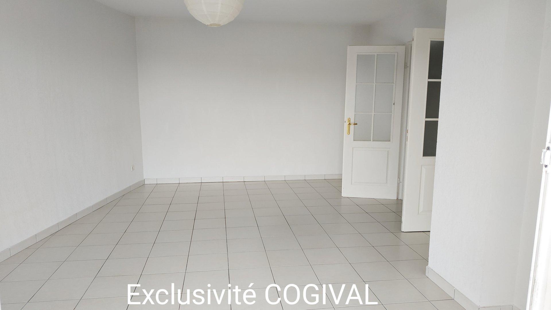 Spacieux et lumineux F4 de 83m² dans belle résidence récente