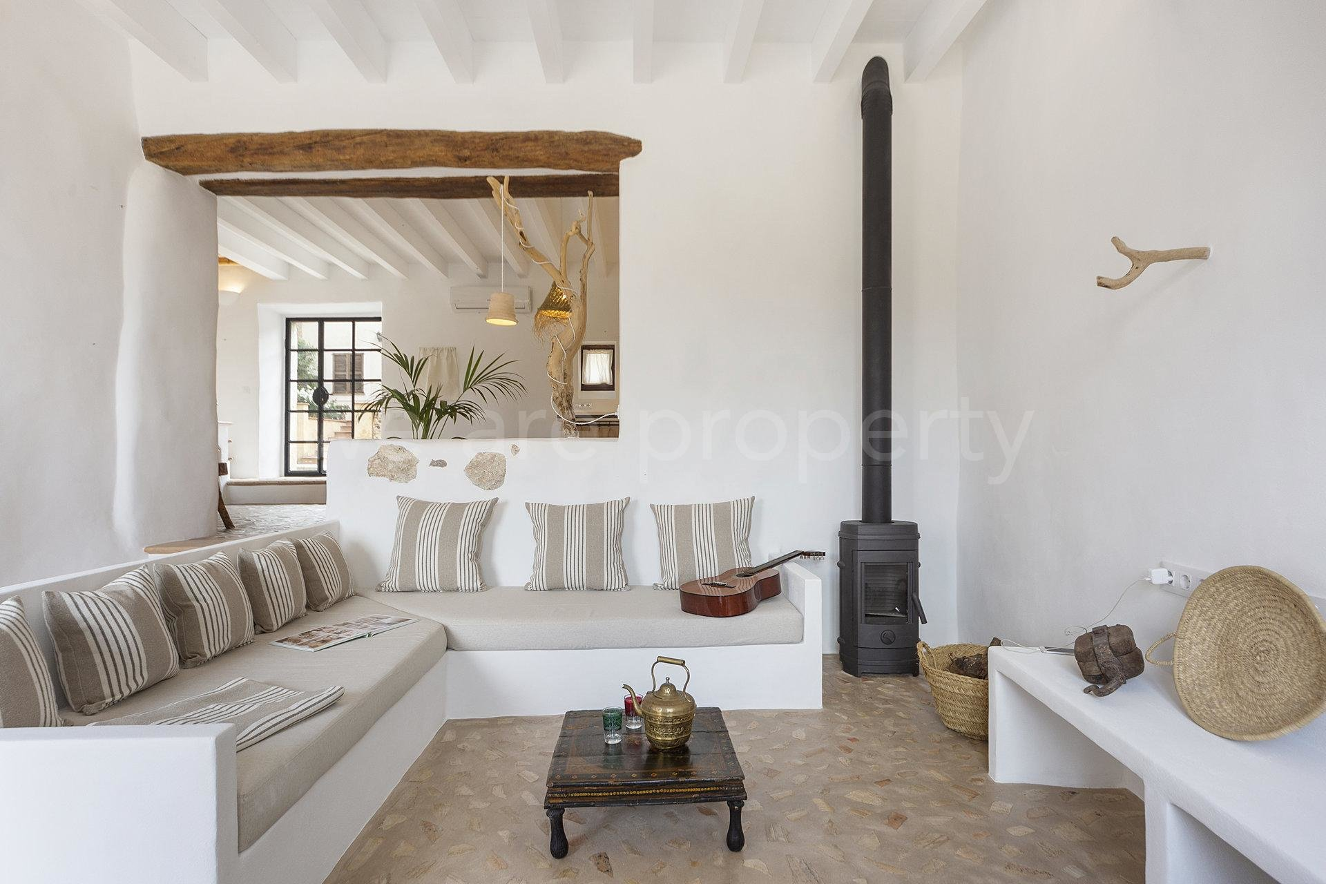 17th century town house completely renovated