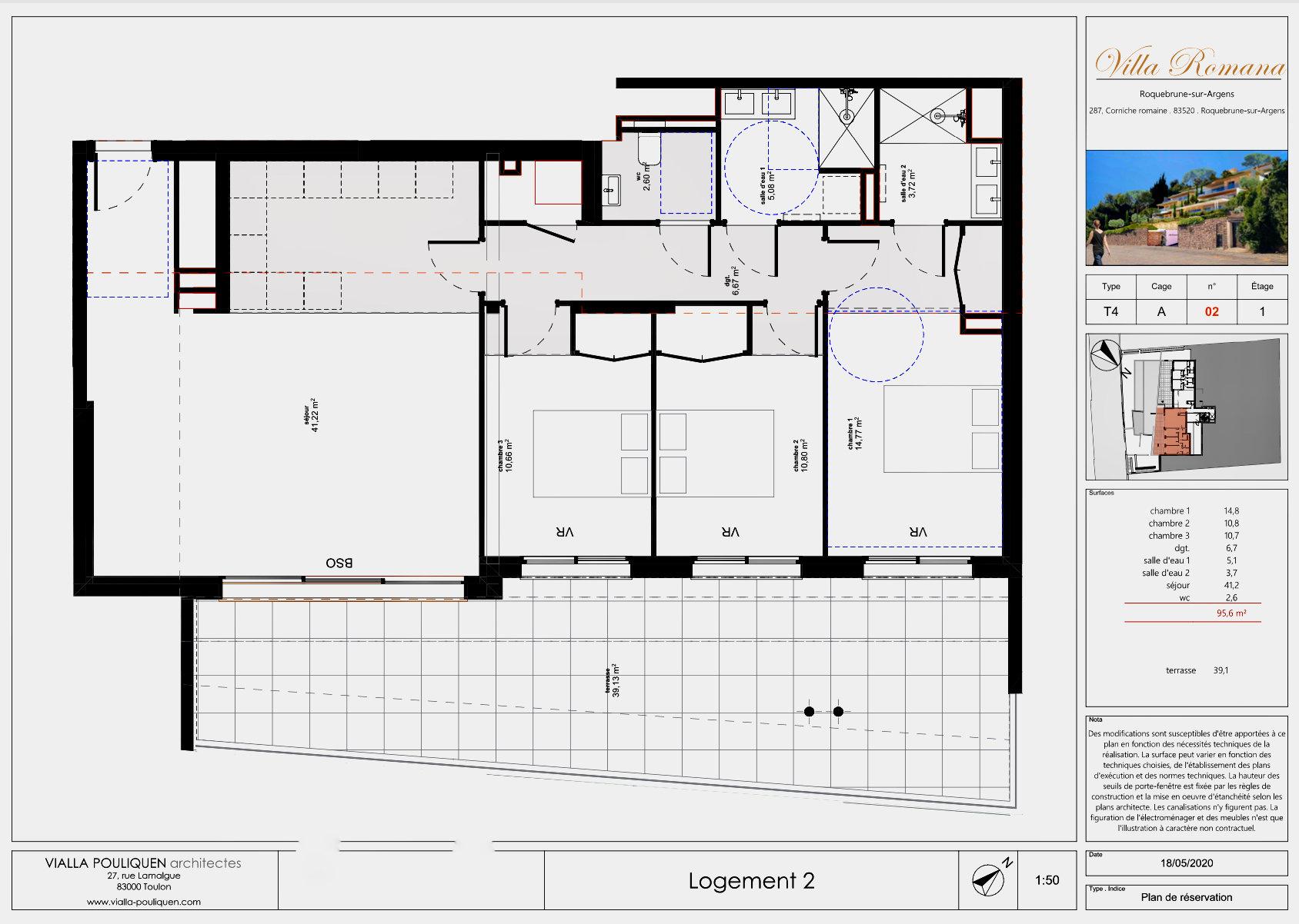 Försäljning Lägenhets Villa - Les Issambres
