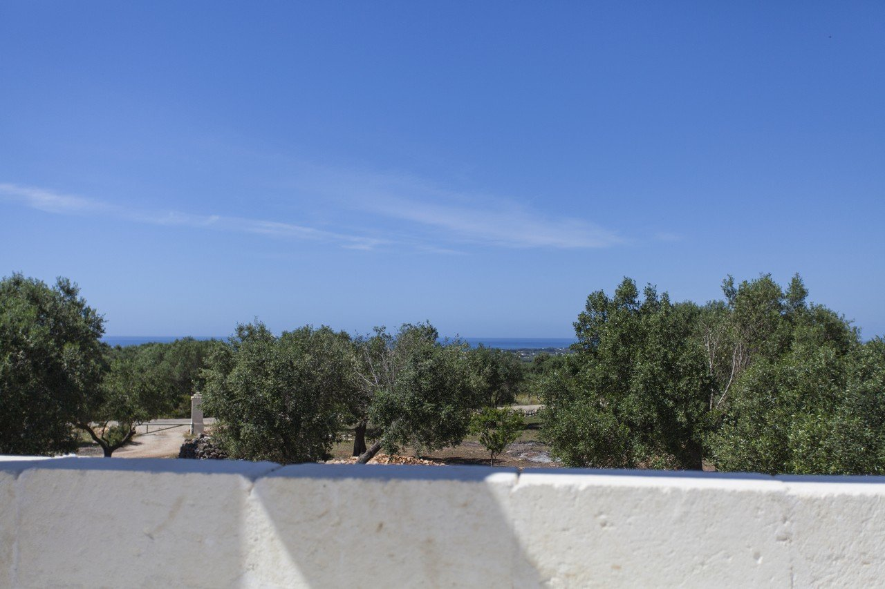 Seaview villa, 2 bedrooms, private pool and garden