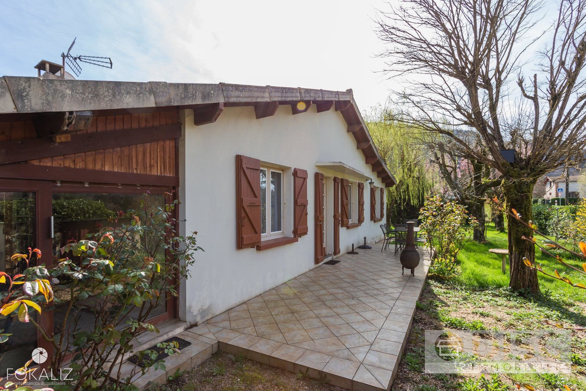 Sale House - St Antonin Noble Val