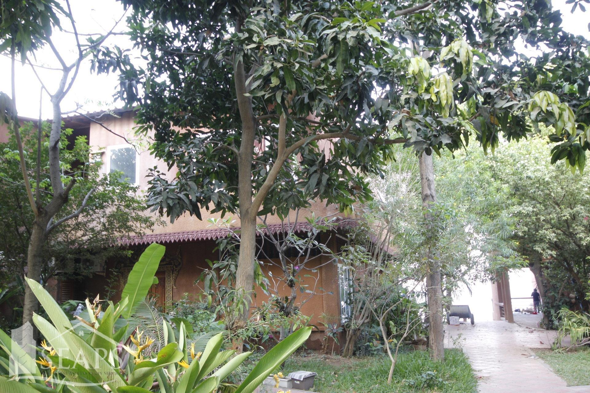 出售 别墅 Chroy Changvar