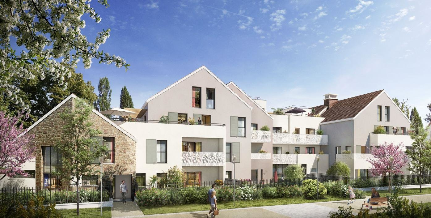 Vente Appartement - Saint-Rémy-lès-Chevreuse
