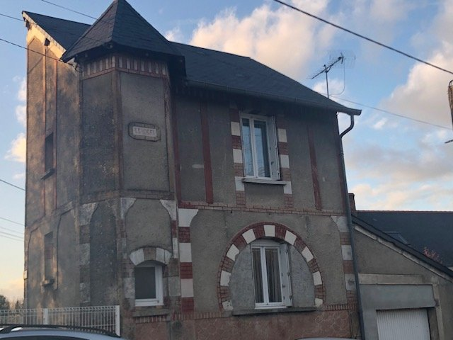 Maison de ville - Château la vallière