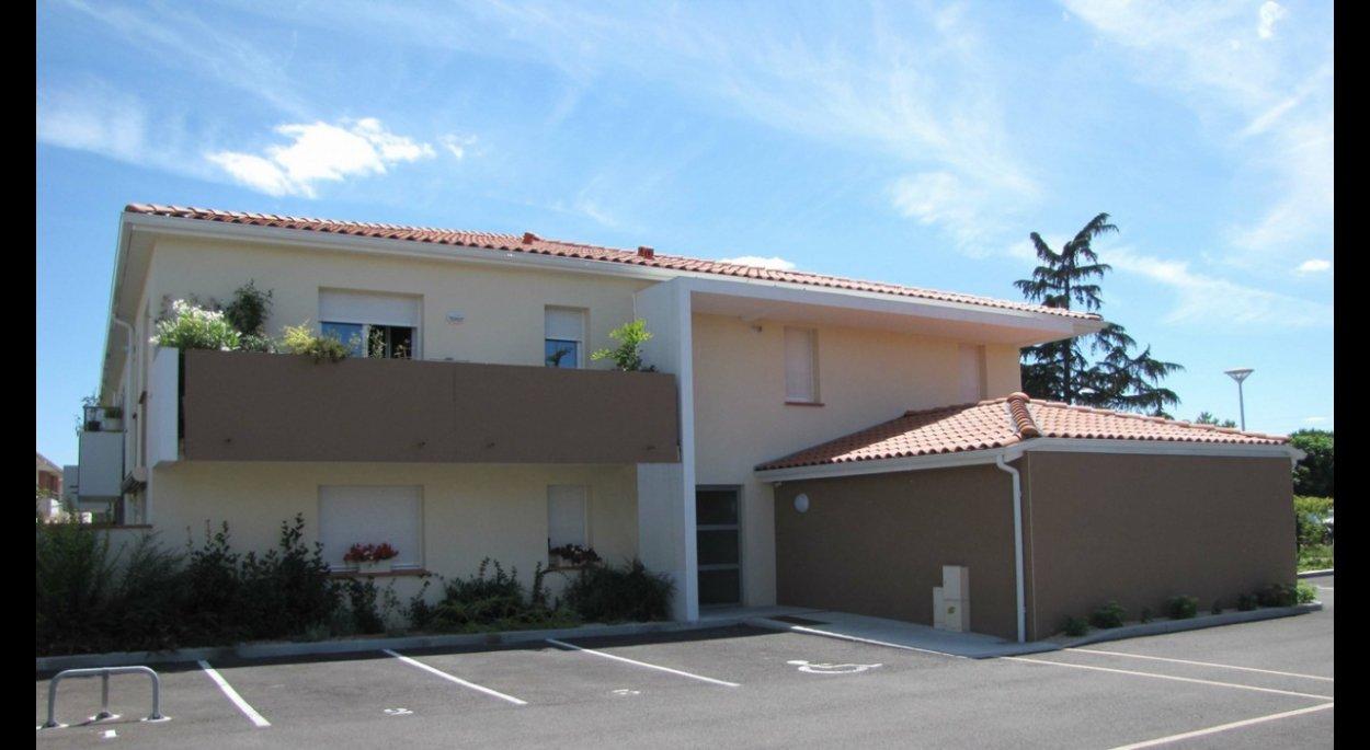Appartement T2 + Garage - 31140 AUCAMVILLE