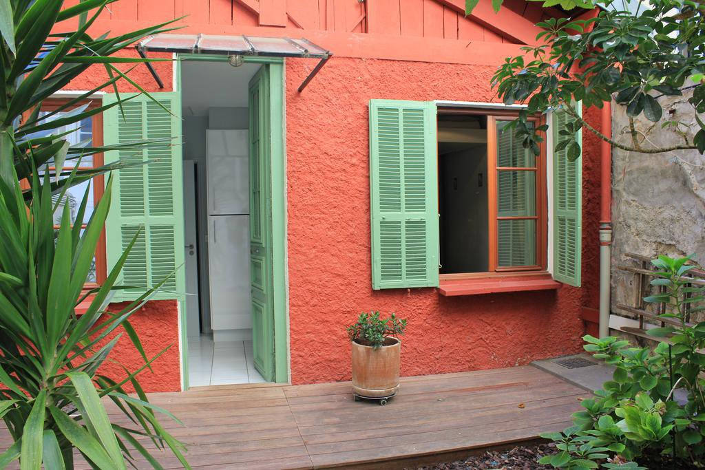 Studio indépendant - rue Gioffredo