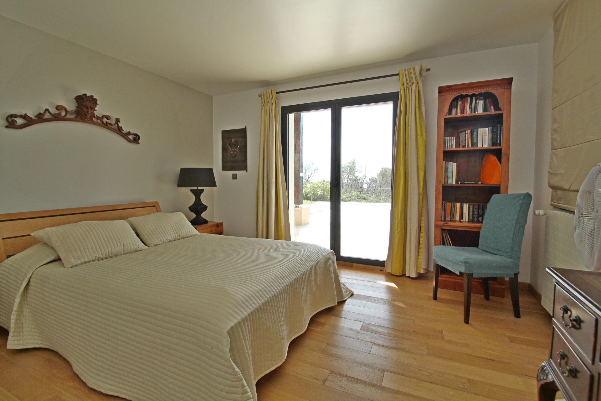 Fayence regio: prachtige moderne villa in de natuur