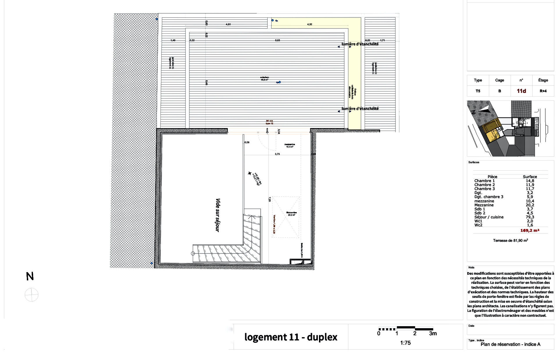 Salg Penthouseleilighet - Saint-Raphaël