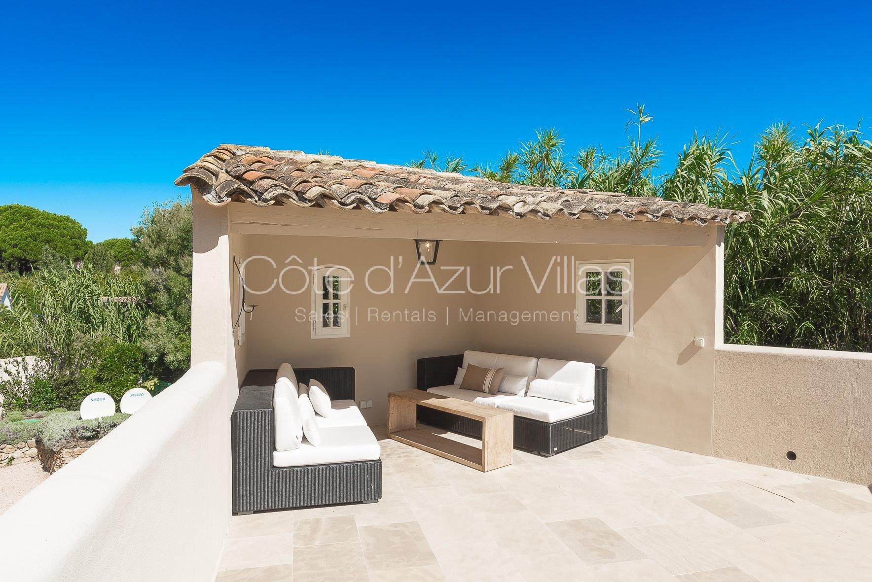 Saint Tropez - Magnifique Villa à deux pas de la Mer