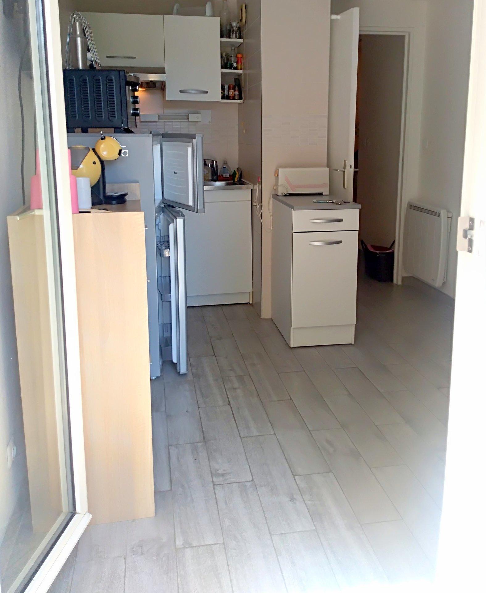 T1 meublé 25m²