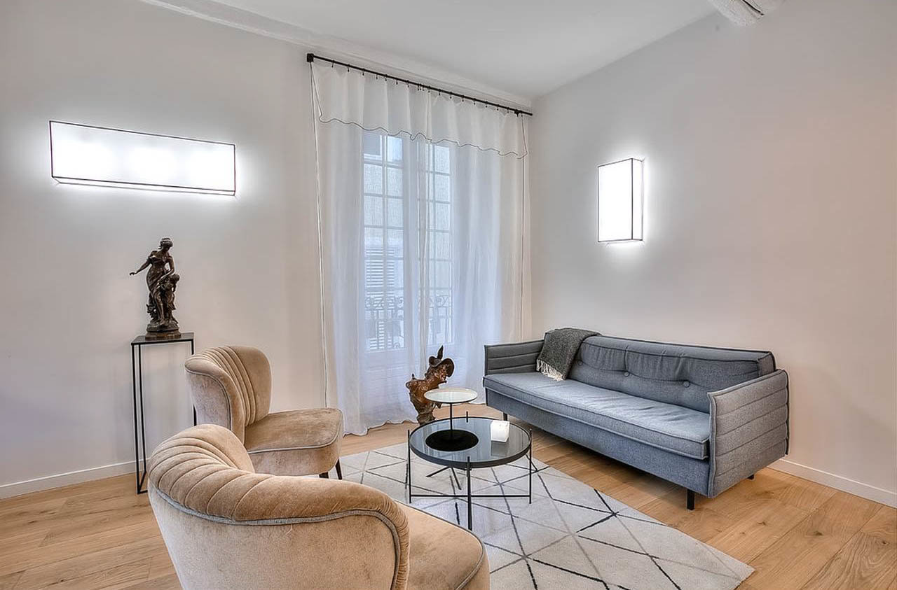 Modern 2-bedroom apartment - Nice Vieux Nice