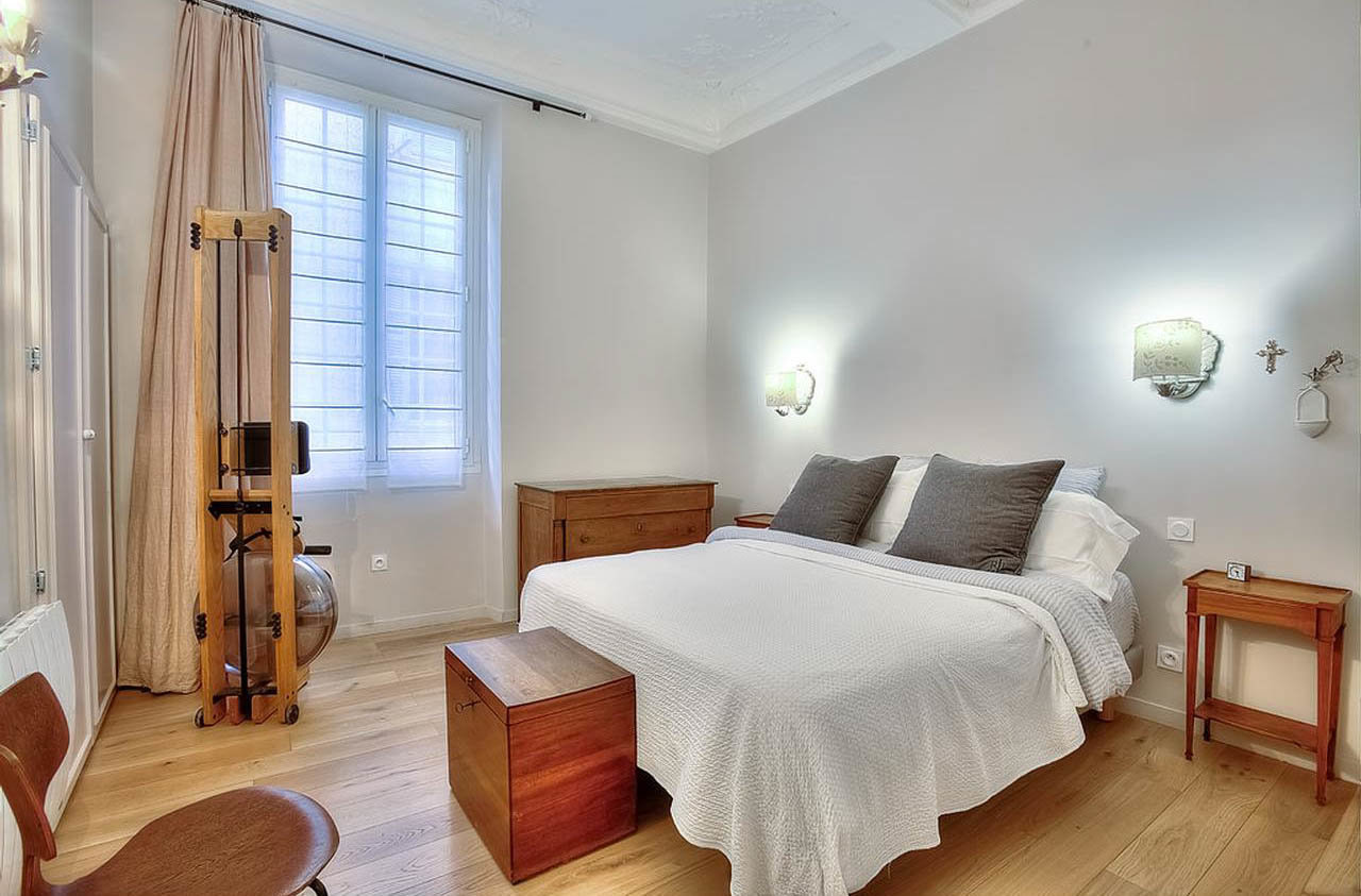 Modern 3:a med bra läge - Nice Vieux Nice