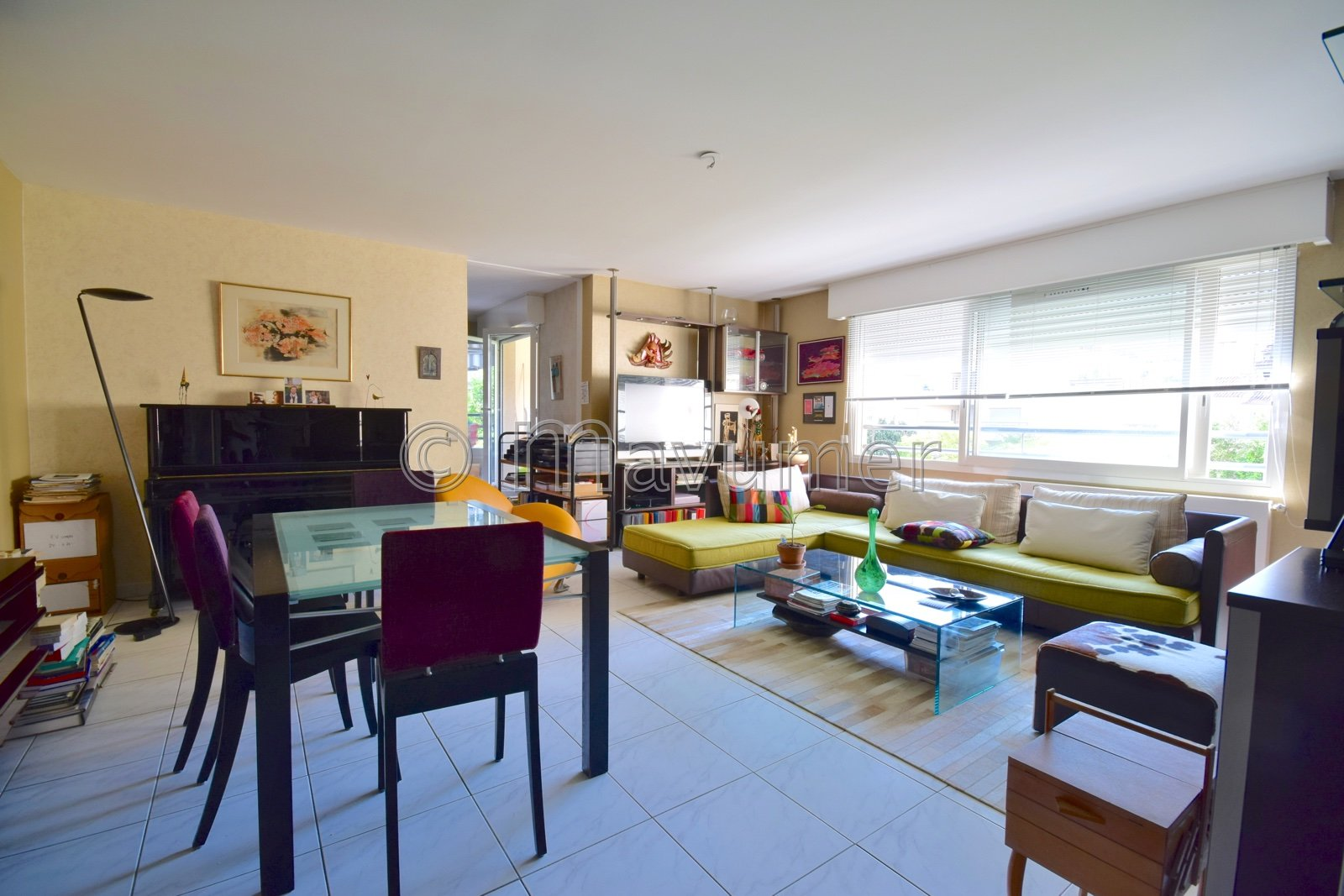 Appartement T3/4 avec balcon 13006 LODI