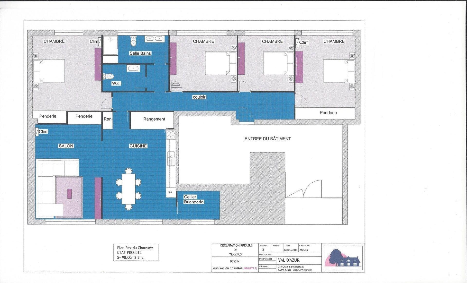 Sale Apartment Saint Laurent Du Var Les Rascas Les Rascas