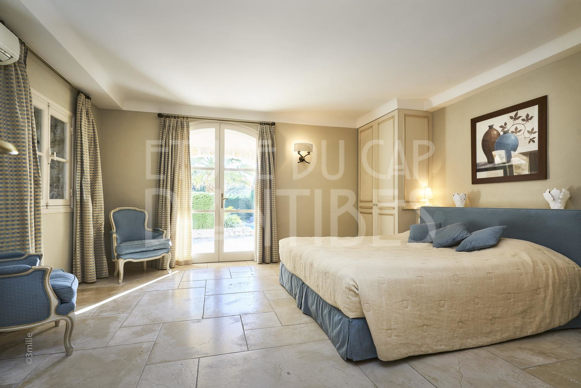 Cap d'Antibes - West side - Spacious property to rent