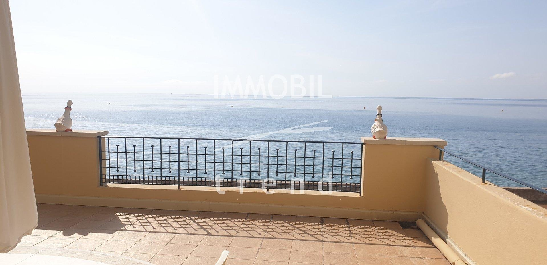 EXCLUSIVITY MENTON BEAUTIFUL 3 ROOMS APARTMENT WITH TERRACE  AND PANORAMIC VIEW