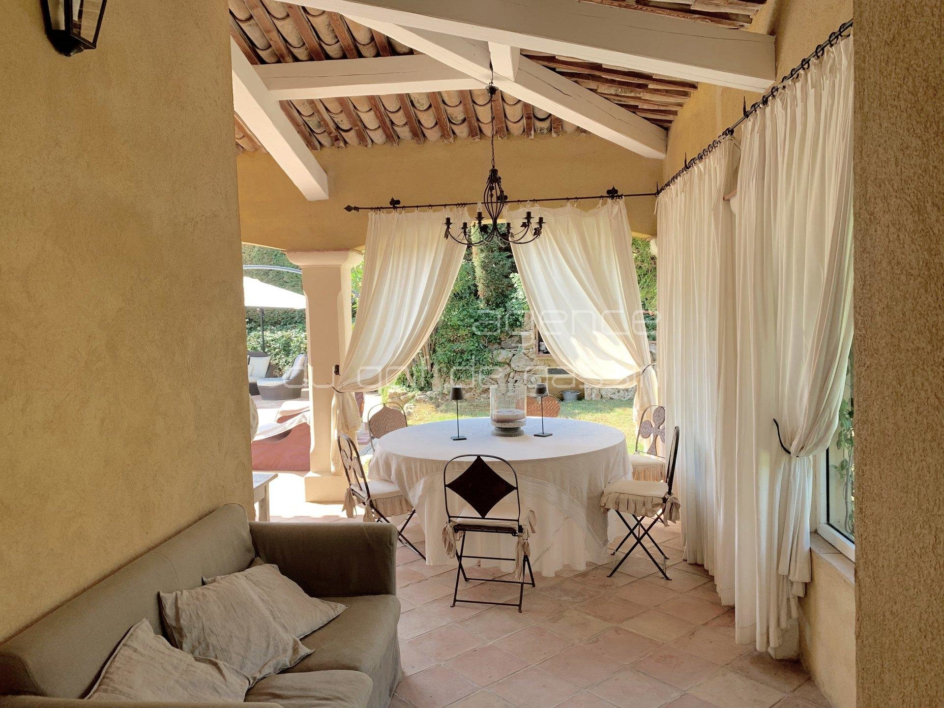 Nice 4 bedrooms villa for rent in Saint-Tropez