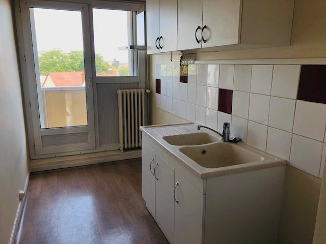 Type 3 de 53 m² quartier Bourroche