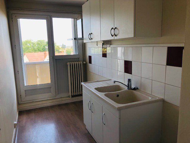 Appartement T4 62m² Quartier Bourroches