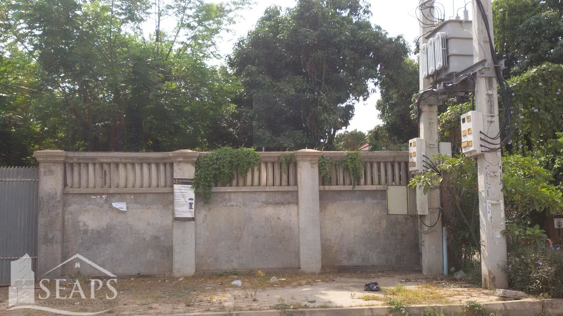 LAND FOR SALE IN CHROY CHANGVAR